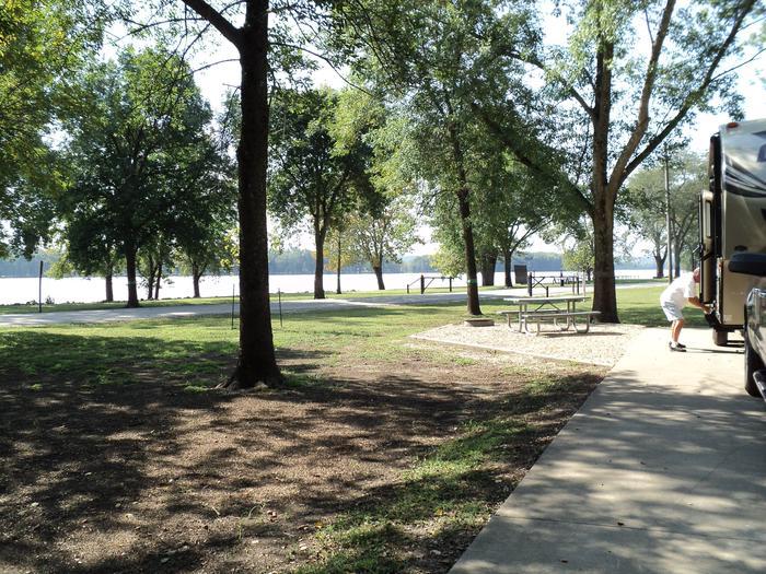 Site 34Shady Creek Recreation Area #34