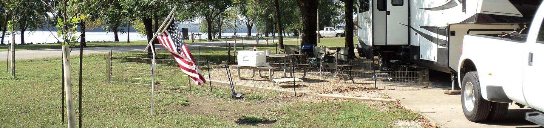 Site 35Shady Creek Recreation Area #35