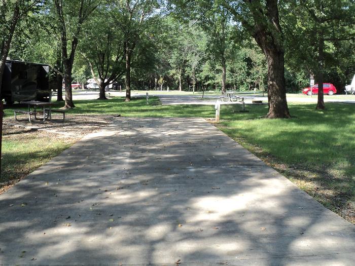 Site 39Shady Creek Recreation Area #39