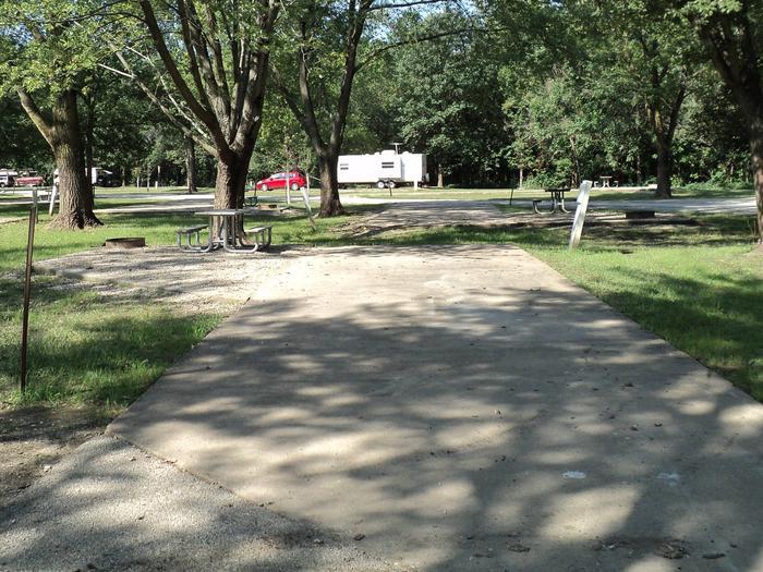Site 41Shady Creek Recreation Area #41