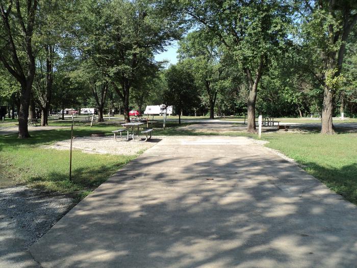 Site 42Shady Creek Recreation Area #42