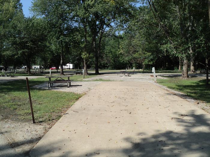 Site 43Shady Creek Recreation Area #43