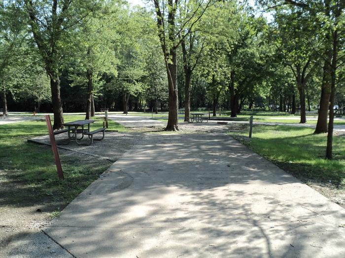Site 46Shady Creek Recreation Area #46