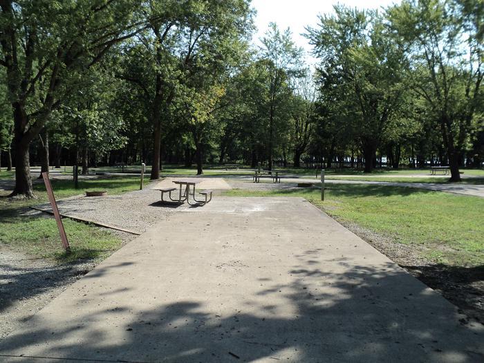 Site 47Shady Creek Recreation Area #47