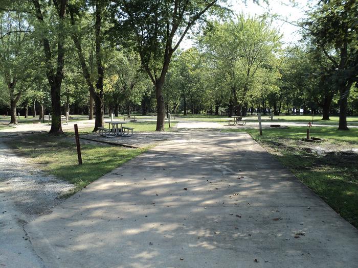 Site 48Shady Creek Recreation Area #48