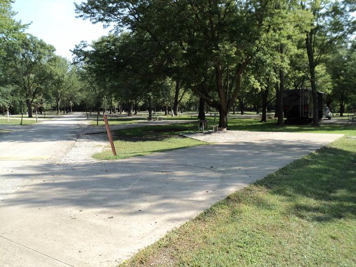 Site 52Shady Creek Recreation Area #52