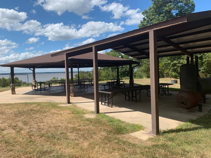 Millwood Overlook Pavilion
