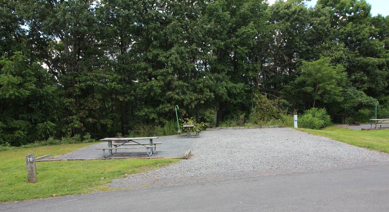 Campsite Picture Site 78