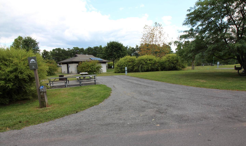 Campsite PictureSite 79