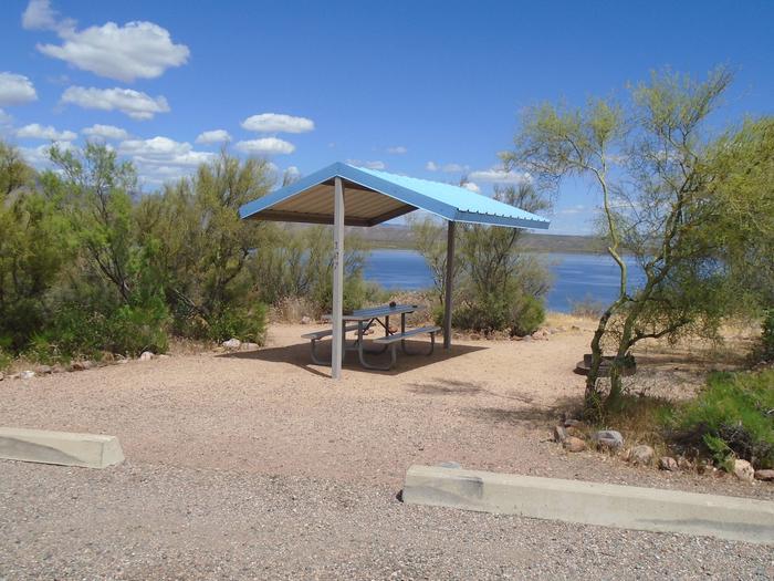 Campsite 167, Cane LoopCholla Campground