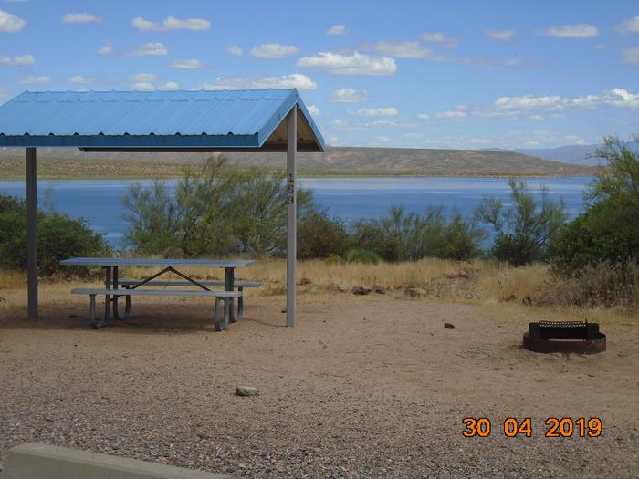 Campsite 169Cholla Campground