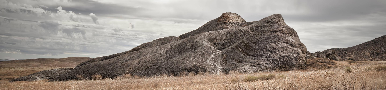 Painted Rock, Carrizo Plain National MonumentPainted Rock