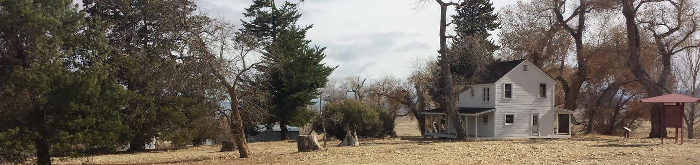 Saucito Ranch, Carrizo Plain National MonumentSaucito Ranch