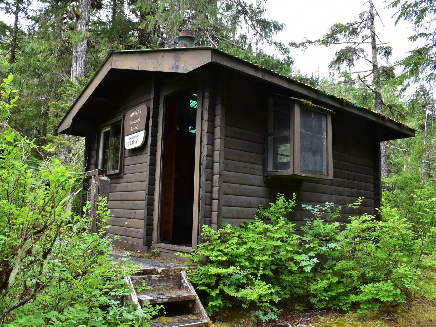 Checats Lake Cabin