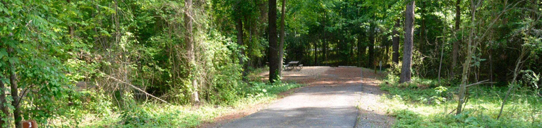 Victoria Campground Site 03