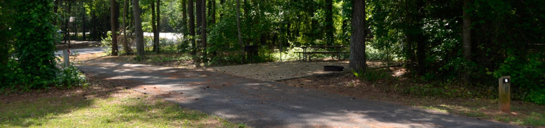 Victoria Campground Site 05