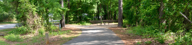 Victoria Campground Site 12