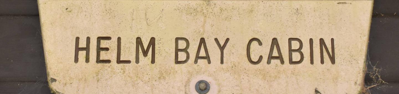 Helm Bay Cabin