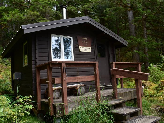 Plenty Cutthroat Cabin