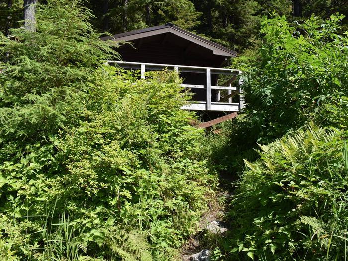 Reflection Lake Cabin