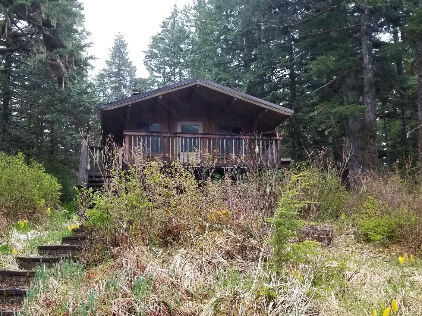 SE Heckman Cabin