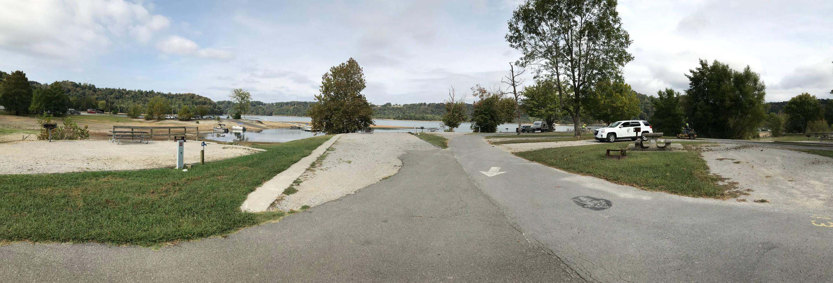 OBEY RIVER PARK SITE # 42 PANORAMIC VIEWOBEY RIVER PARK SITE # 42