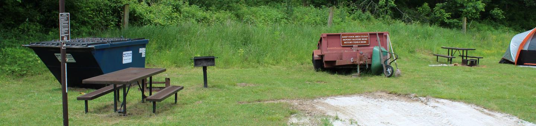 Steel Creek HC Site #40