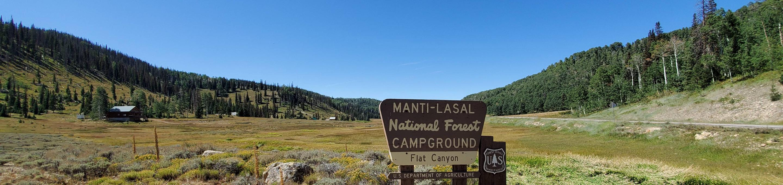 Flat Canyon Campground