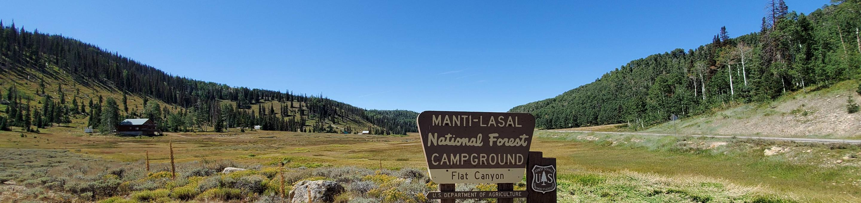 Flat Canyon Campground