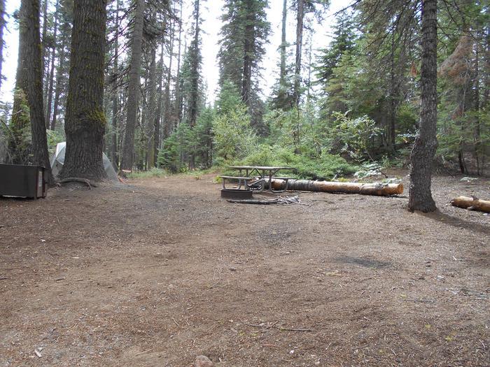 Site 126 Crane Flat