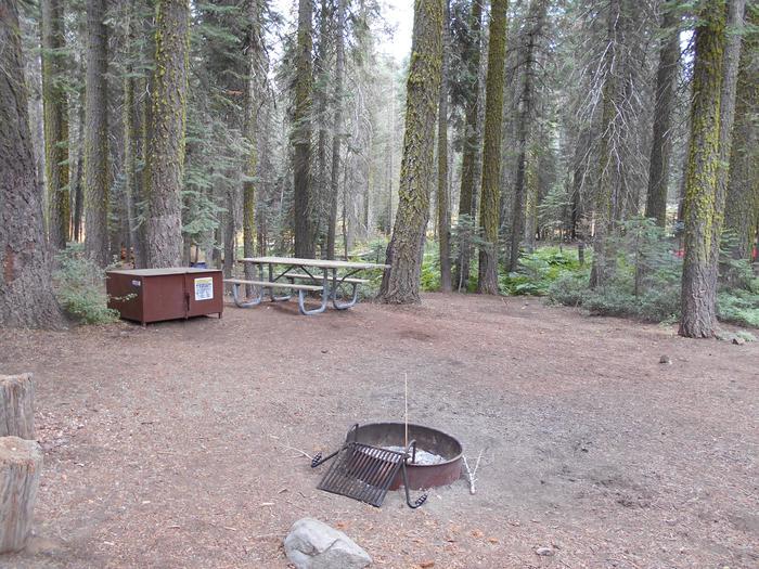 Site 210 Crane Flat