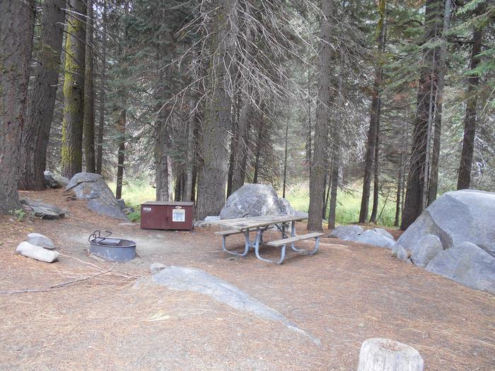 Site 222 Crane Flat