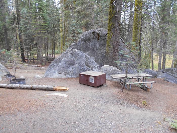 Site 232 Crane Flat