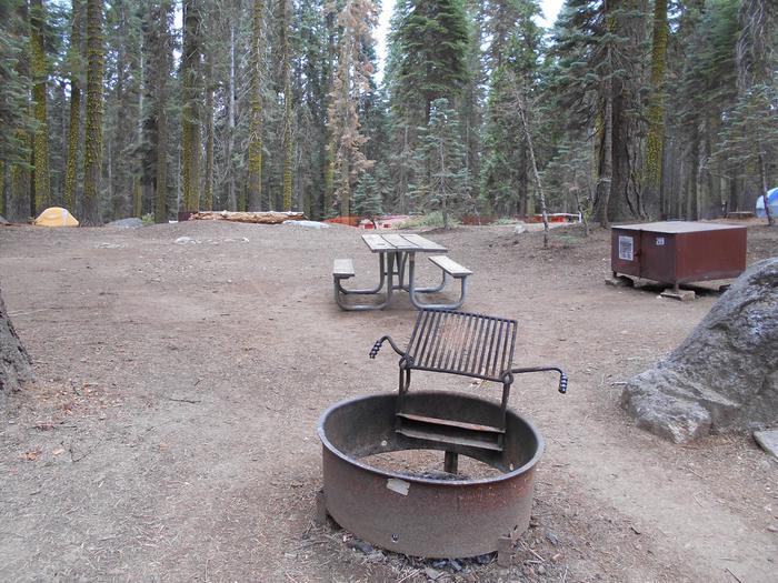 Site 219 Crane Flat