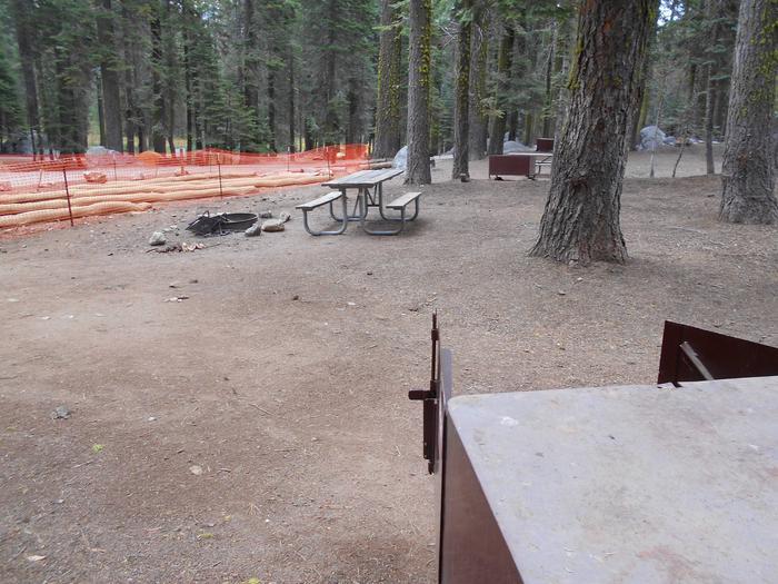 Site 221 Crane Flat