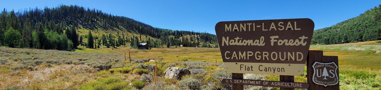 Flat Canyon CampgroundFlat Canyon Campground