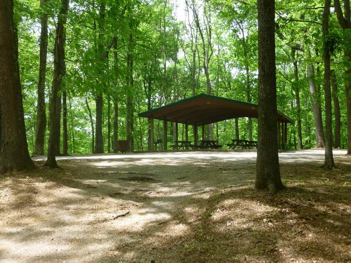 POOLE KNOBS - GROUP SHELTER