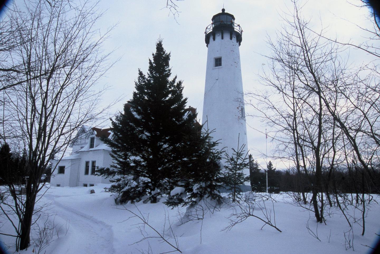 Hiawatha National Forest Lighthouse