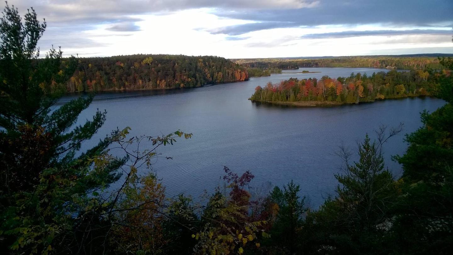Huron Manistee National ForestCooke Pond