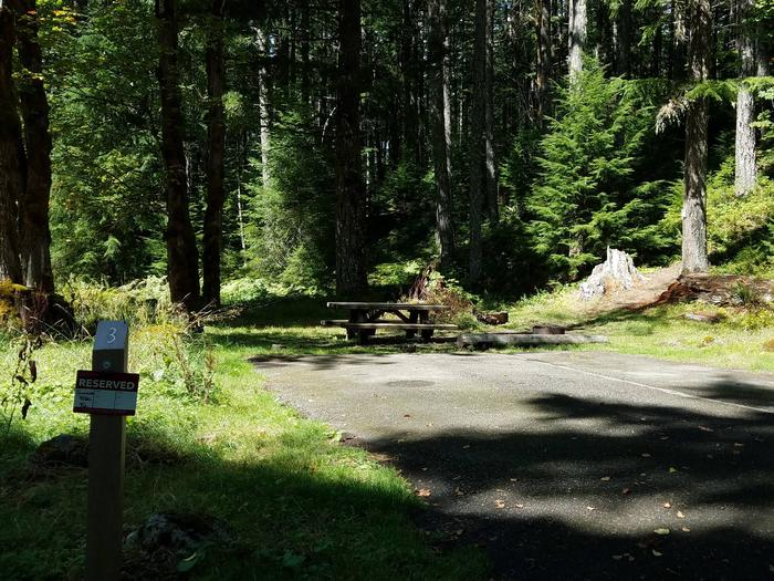 Preview photo of Blue Lake Creek Campground - Gifford Pinchot Nf (WA)