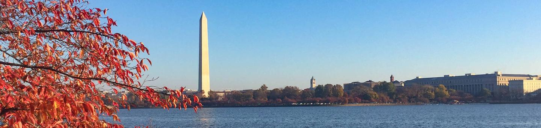 Washington Monuument from PotomacWashington Monument from Potomac