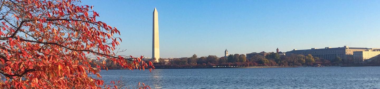 Washington Monument from the Potomac