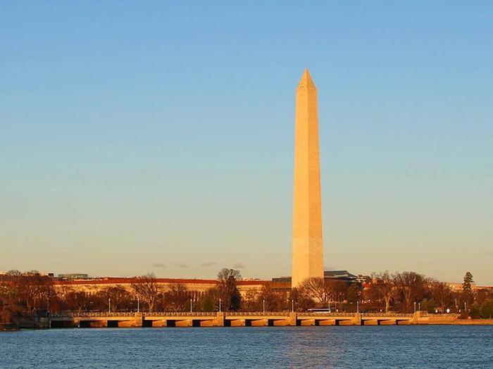 Washington MonumentWashington Monument at golden hour