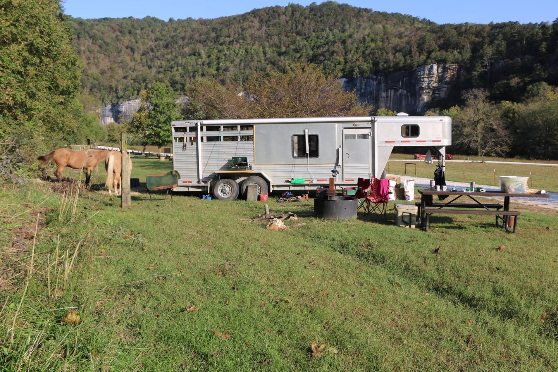 SC Horse Camp #35-3Site #35