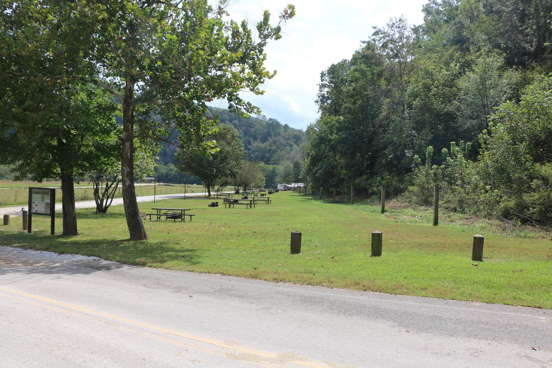 Steel Creek Horse CampHorse Camp at Steel Creek