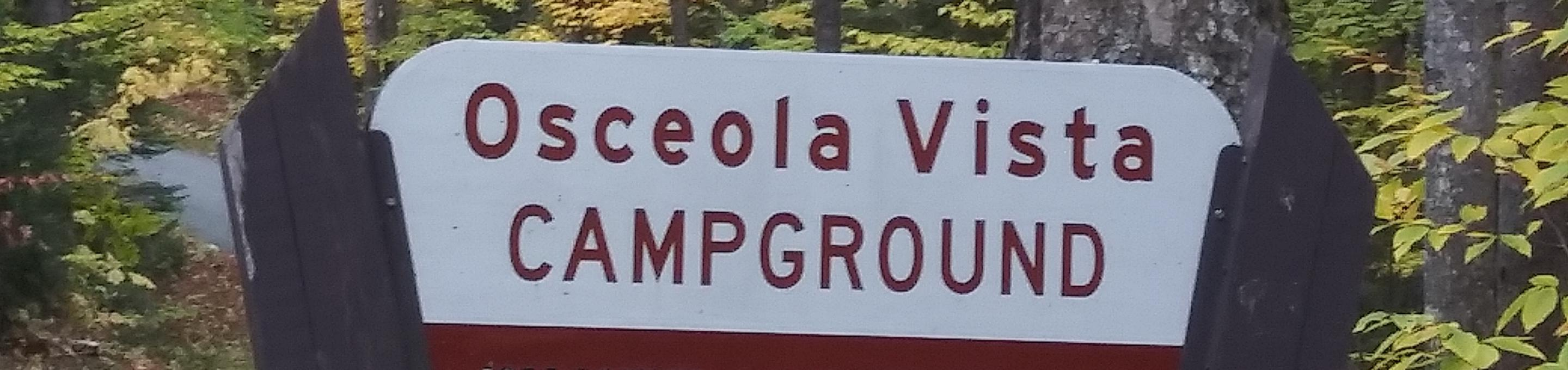 OSCEOLA VISTA CAMPGROUND