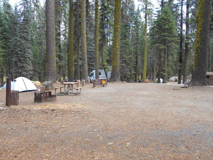 Site 101 Crane Flat