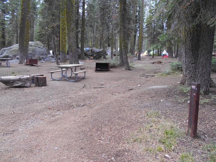 Site 111 Crane Flat