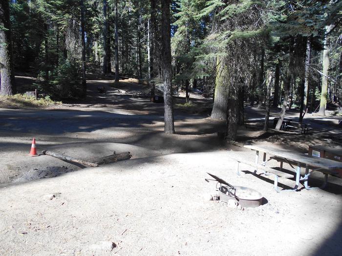 Site 117 Crane Flat