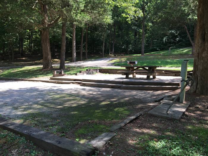 OBEY RIVER PARK SITE #123 STEP UP TO TABLEOBEY RIVER PARK SITE #123